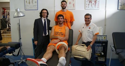Valencia Basket y EPS